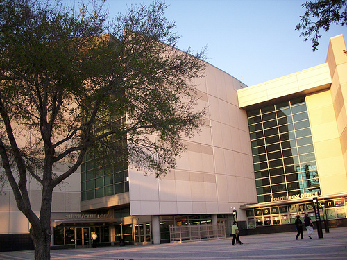 The Bank Atlantic Center - Home of the Florida Panthers (Credit: BFlow/Flicker)