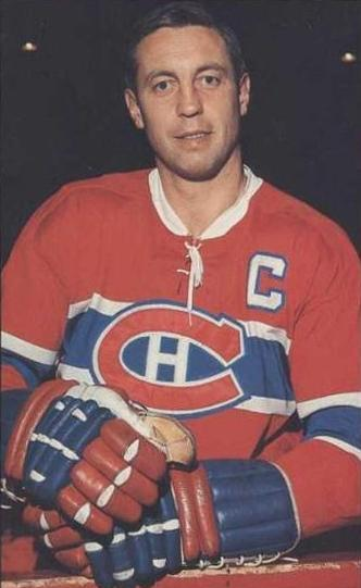 Montreal gave Beliveau little choice
