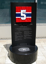 Bell Center Memorial     Photo: WallyG/flickr