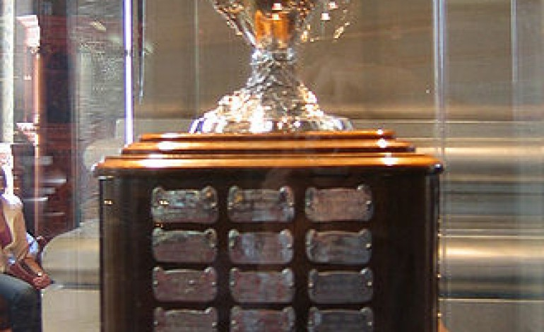2013 NHL Trophy Tracker: January