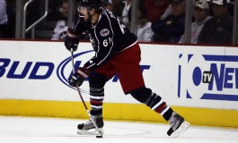 Bruised And Battered, Blue Jackets Clip The Ducks