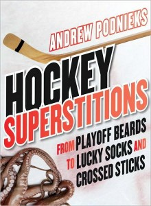 Book Review:  Hockey Superstitions