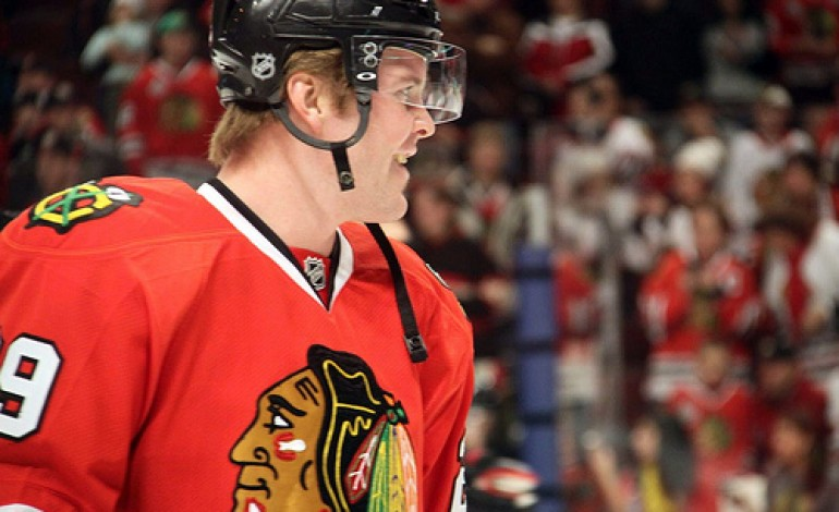 Bryan Bickell: Unnecessary Hero