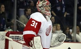 Red Wings Face Goalie Conundrum
