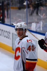 Tanguay flames