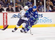 The Nuck Stops Here: Daniel Sedin, Jake Virtanen