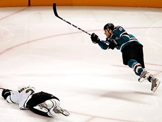 10 Most Memorable Goals in Sharks History