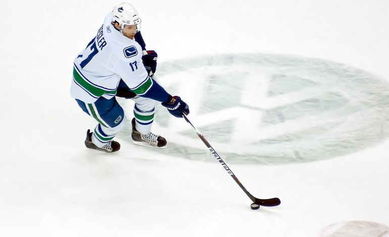 Sedin Split Spurs the Canucks
