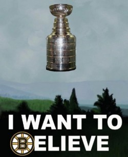 Bruins Believe