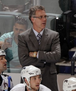 Craig MacTavish was named the Oilers' GM in mid-April (Icon SMI)