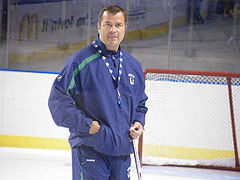 The Vancouver Canucks dismissed Alain Vigneault Wednesday(DSCF1837) [CC-BY-SA-2.0 (www.creativecommons.org/licenses/by-sa/2.0) or CC-BY-2.0 (www.creativecommons.org/licenses/by/2.0)], via Wikimedia Commons