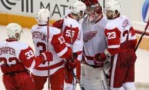 The Detroit Red Wings from 0-15