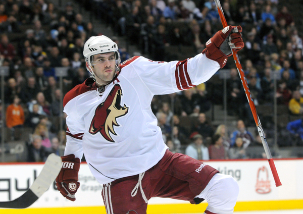 Keith Yandle Coyotes
