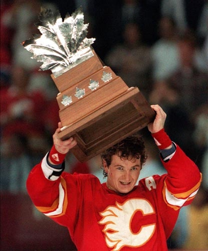 Ryan's father Al MacInnis won a Conn Smythe in 1989. (puckpassion/flickr)