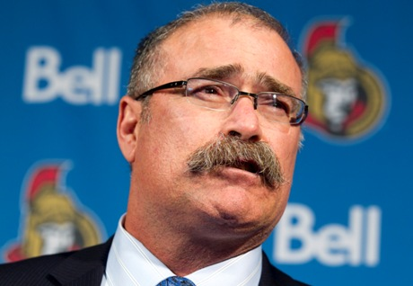 Paul MacLean (Wayne Cuddington/ Ottawa Citizen)