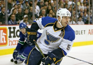 Jackman, Blues Agree to 3-Year Contract Extension