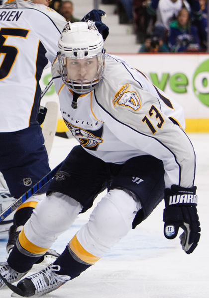 Nick Spaling Predators