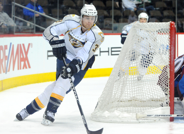Colin Wilson Predators