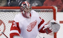 Jimmy Howard Injury Deals Blow To Surging Red Wings