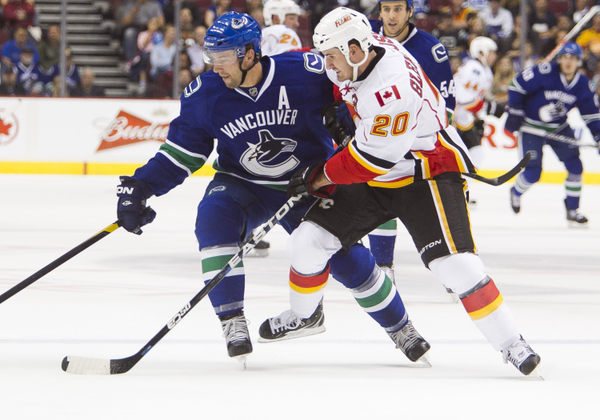 The Canucks and the Final Push | The Hockey Writers