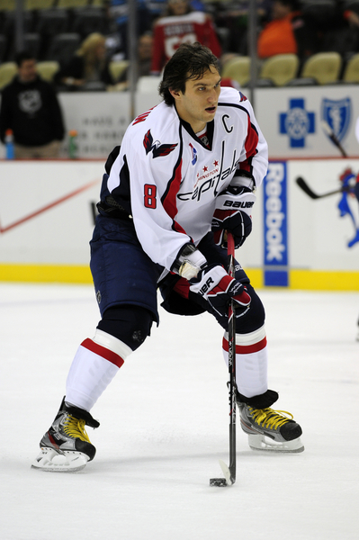 Alex Ovechkin (Icon SMI)