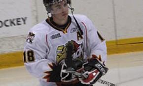 Joey Hishon Continues Long Road to NHL