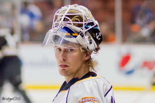 Anders Lindback Lightning goalie NHL
