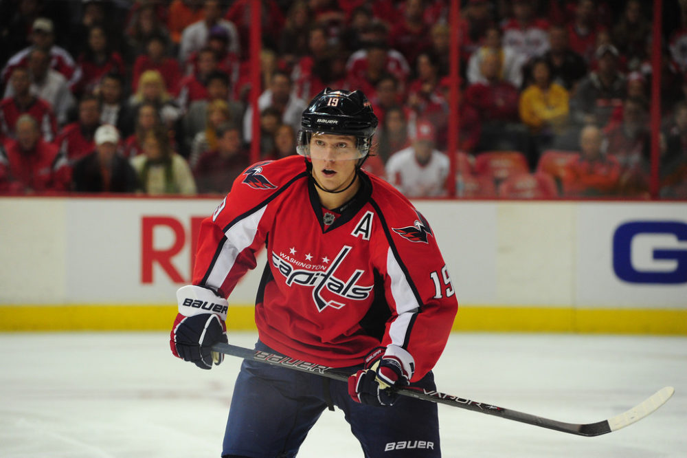 Nicklas Backstrom (Tom Turk / THW)