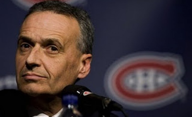 The Montreal Canadiens have fired GM Pierre Gauthier