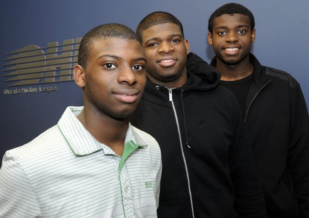 The Founders Of Subban Land: Jordan, P.K., and Malcolm
