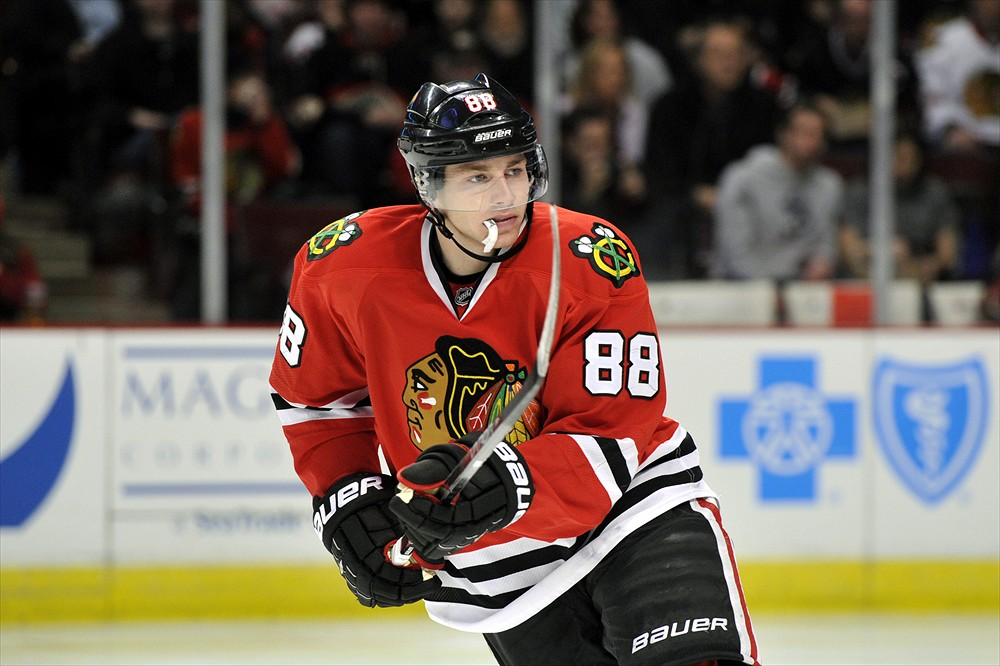 Buchnevich has the offensive skill like Patrick Kane. (Warren Wimmer/Icon SMI)