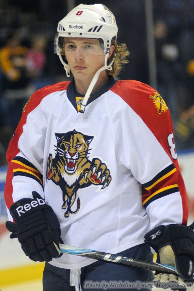 Tim Kennedy Florida Panthers
