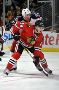 Jonathan Toews Blackhawks