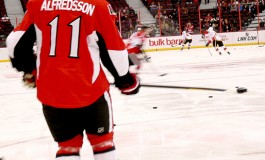 """What's It All About Alfie?"" Will Daniel Alfredsson Stay or Go?"