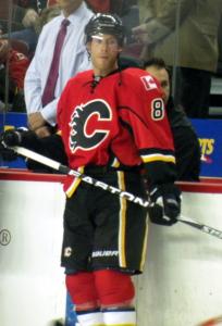 Chicago Blackhawks Acquire Brendan Morrison from Calgary Flames