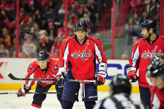 Alexander Ovechkin Washington Capitals