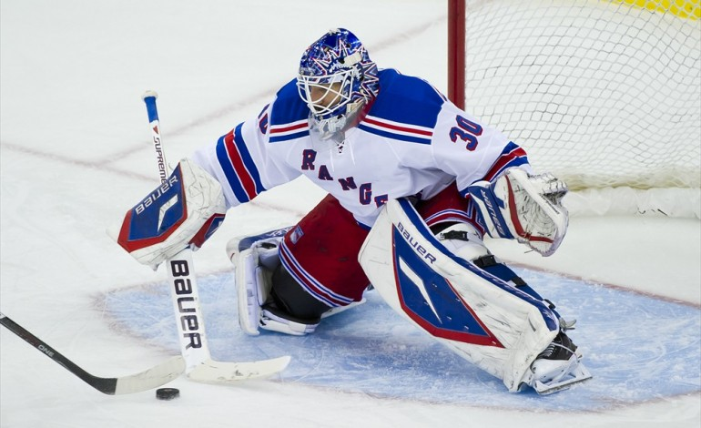 Hockey News: Lundqvist Contract; Commodore vs. Babcock