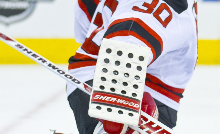 Time For Rest Paying Off For Brodeur, Devils