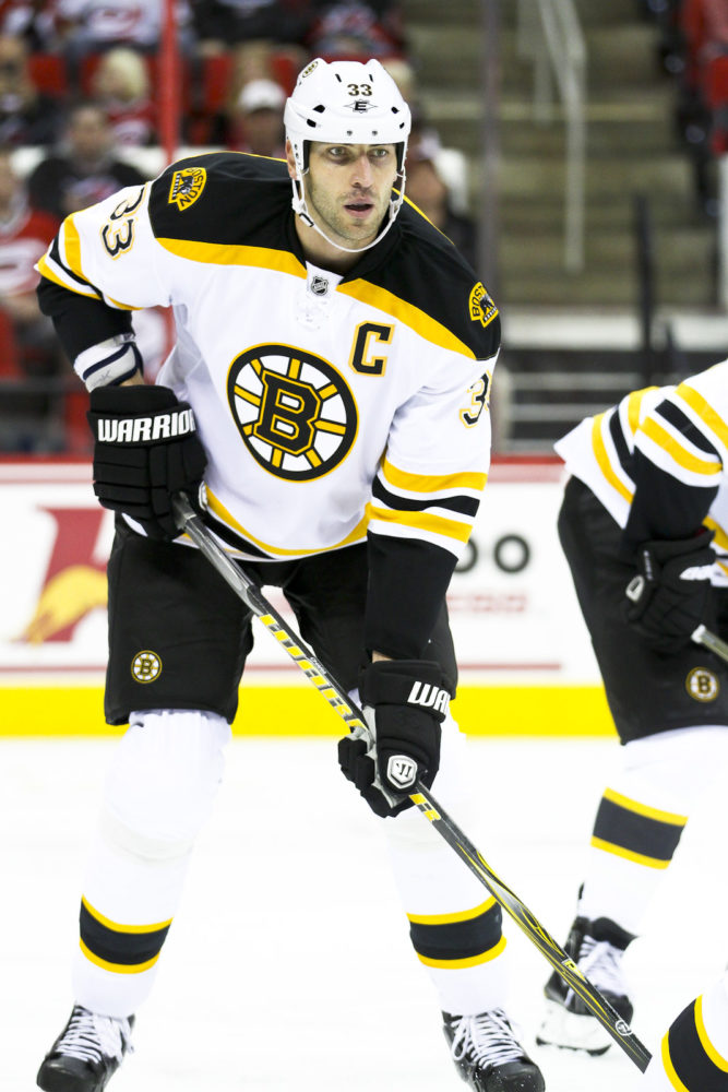 Chara was sixth in the league in shorthanded time on ice, averaging 3:12 per game in the regular season (Andy Martin Jr)