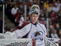 Whether a crime was committed or not, it is unfair to vote against Semyon Varlamov strictly due to an alleged action (Robin Alam/Icon SMI)