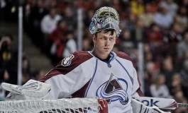 Varlamov Returns to Save the Avalanche