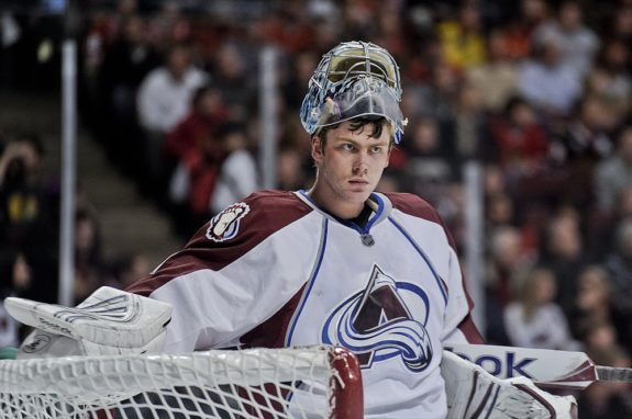 Semyon Varlamov contract