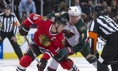 Minnesota Wild's Five Must See Games for 2013-2014