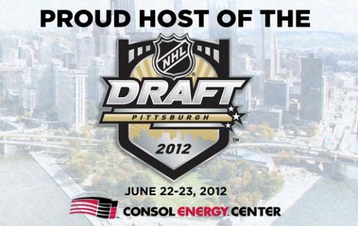 2012 NHL Entry Draft 1st Round TweetCap