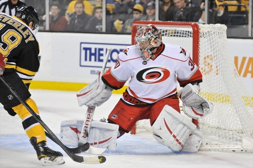 Cam Ward Hurricanes