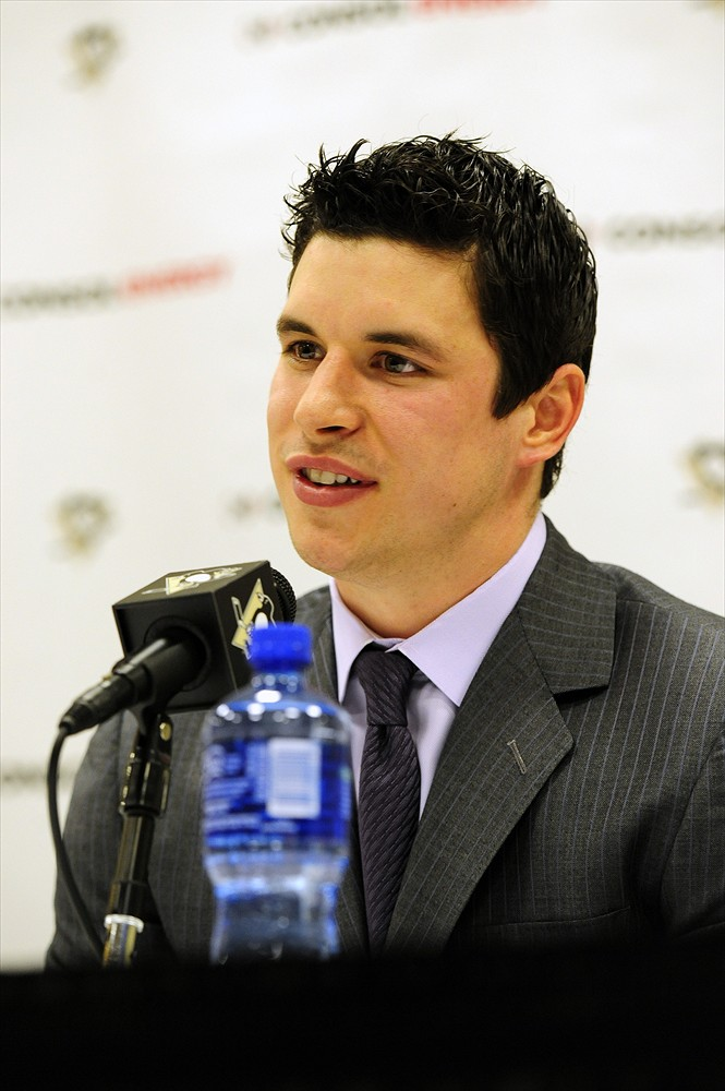 The Penguins are still holding out hope for a Crosby return (Jeanine Leech/Icon SMI)