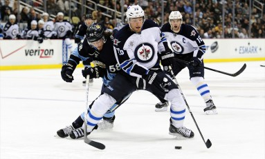 Blake Wheeler Leads Jets in Dream Start to Home Stand