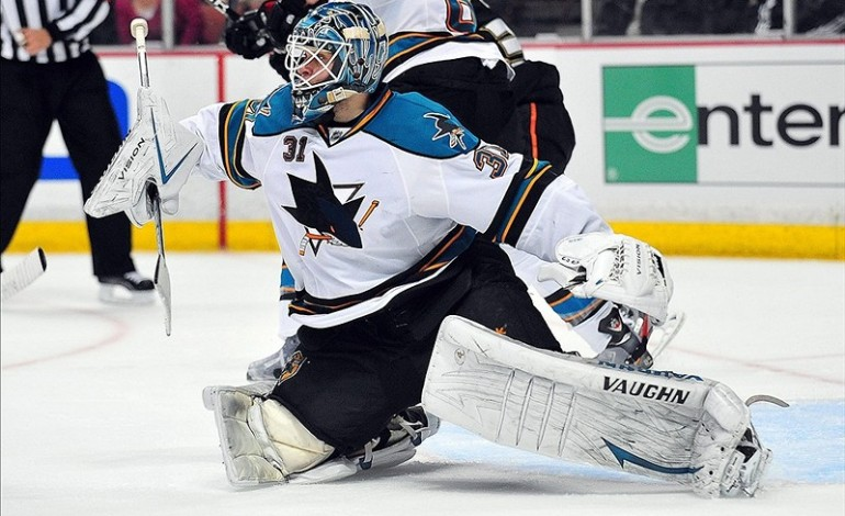 Antti Niemi Gives Sharks a Chance in Playoff Series vs. Blues