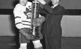 TML Captains: Syl Apps 1940-43, 1945-48