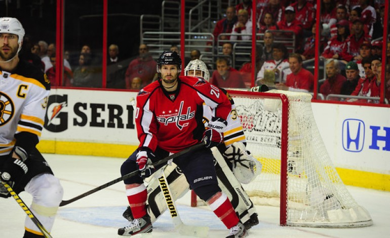The Trials Of The Washington Capitals